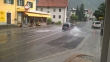 Aquaplaning in Zams